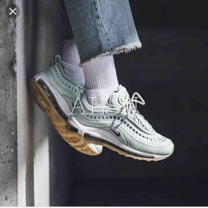 Nike Air Max 97 UL '17 SI Barely Green W AUTHENTIC